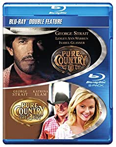 Pure Country / Pure Country: The Gift [Blu-ray]