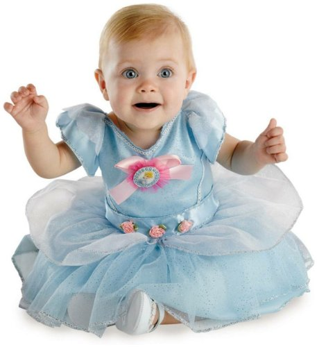 Disguise Cinderella Costume Infant