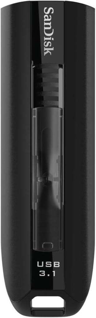 SanDisk Extreme Go - Memoria flash USB 3.1 de 64 GB
