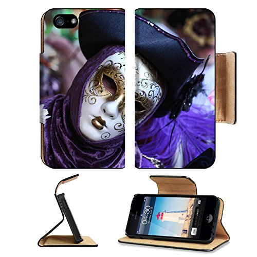 MSD Premium Apple iPhone 5 iphone 5S Flip Pu Leather Wallet Case iPhone5 IMAGE 23333800 Masquerade mask from carnival in (Costume Direct New Business)