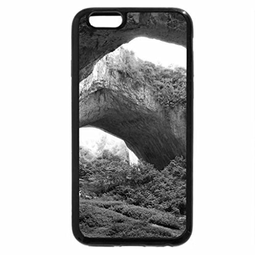 iPhone 6S Case, iPhone 6 Case (Black & White) - Melissani Cave