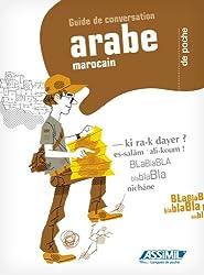 L'arabe marocain de poche