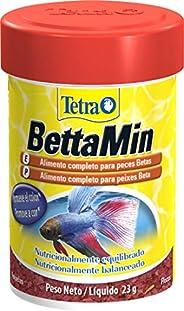 Tetra Bettamin Flakes 23G Tetra Para Todos Os Tipos de Peixe Todas As Fases,