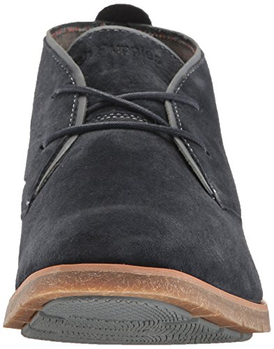 Hush Puppies Men's Roland Jester Chukka Boot Navy Suede clearance factory outlet ofKiAz