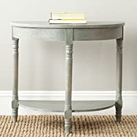 Safavieh American Homes Collection Randell French Grey Console Table