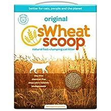 sWheat Scoop Multi-Cat All-Natural Clumping Cat Litter, 12.3lb Box