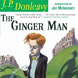 The Ginger Man Audiobook