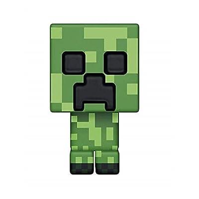 Funko POP! Games: Minecraft - Creeper Collectible Figure: Funko Pop! Games:: Toys & Games