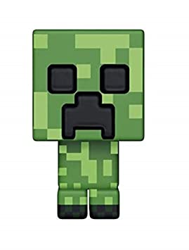 Funko Pop!- Games: Minecraft Creeper Figura de Vinilo (26387)
