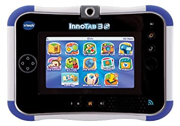 Replacement Battery Cover BLUE Vtech InnoTab 2S Learning Tablet System