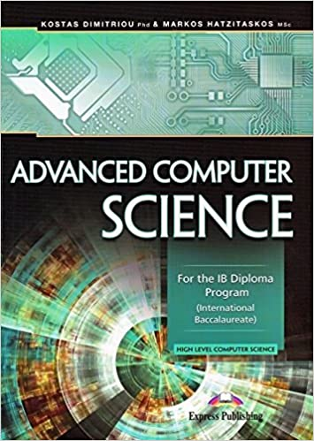 Buy Advanced Computer Science: For the IB Diploma Program