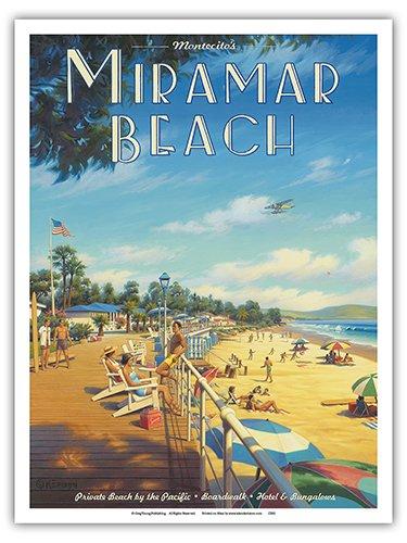 Pacifica Island Art Miramar Beach Hotel-Montecito ...