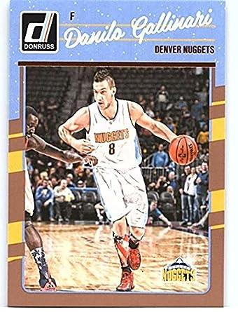 Amazon.com: 2016-17 Donruss #87 Danilo Gallinari NM-MT ...