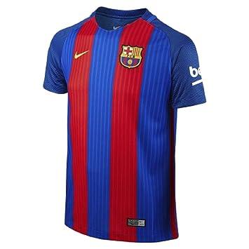 Nike FC Barcelona M SS HM Stadium Jsy - Men s Short-Sleeved T-Shirt ... df1aeb832f3bc