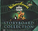 img - for Wallace and Gromit: Storyboard Collection: The Wrong Trousers book / textbook / text book