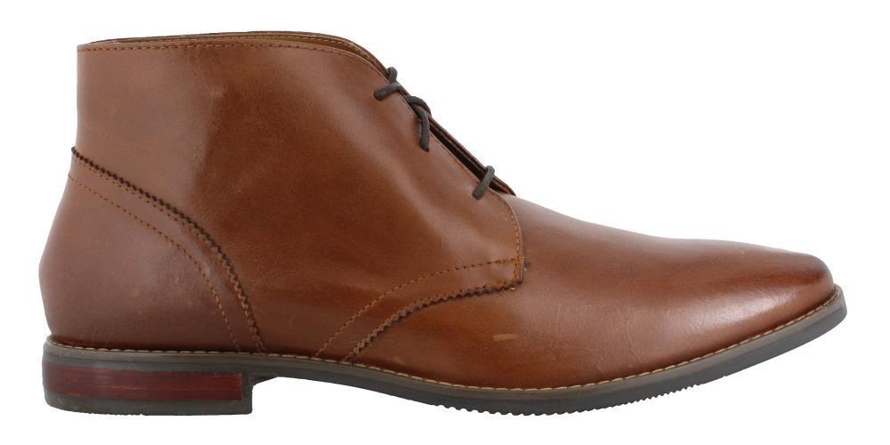 Florsheim Men's, Matera II Chukka Boots Saddle TAN 9 D