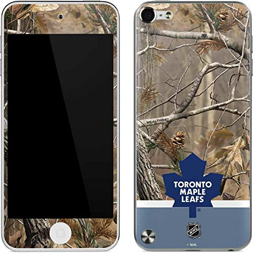 (NHL Toronto Maple Leafs iPod Touch (5th Gen&2012) Skin - Realtree Camo Toronto Maple Leafs Vinyl Decal Skin For Your iPod Touch (5th Gen&2012))