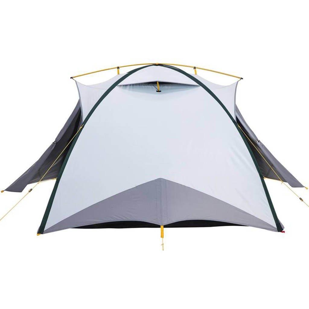 WSNK- Zelt, Outdoor Camping Sonnenschutz Winddicht Wasserdicht Portable Einfache Einrichtung Zelt