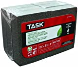 Task Tools SP64256 Solvent-Free ECO Sanding Blocks, 60/100 Grit, Pack of 6