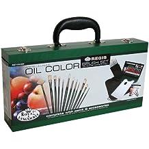 Royal & Langnickel RSET-OIL2000  Regis Oil Color Painting Box Set
