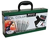 Best Oil Paint Sets - Royal & Langnickel Regis Oil Color Painting Box Review