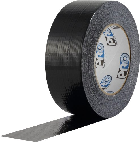 ProTapes Pro Duct 100 PE-Coated Cloth Economy Duct Tape, 60 yds Length x 3
