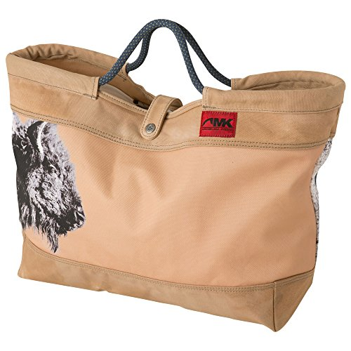 Mountain Khakis Limited Edition Market Tote, Bison Print, One Size