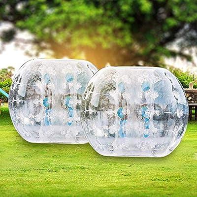 Happybuy pelota hinchable de parachoques 1.2 M 4 FT 2pcs diámetro ...
