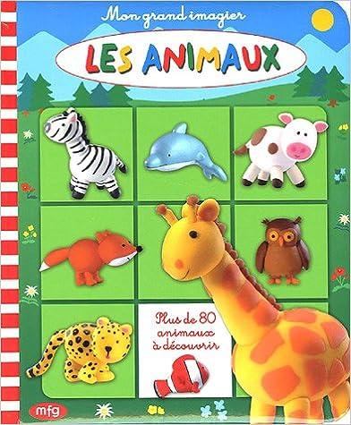Livre Les animaux : Plus de 80 animaux à découvrir pdf, epub