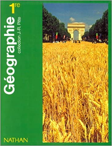 Google téléchargement de livres gratuits pdf Géographie, 1re PDF