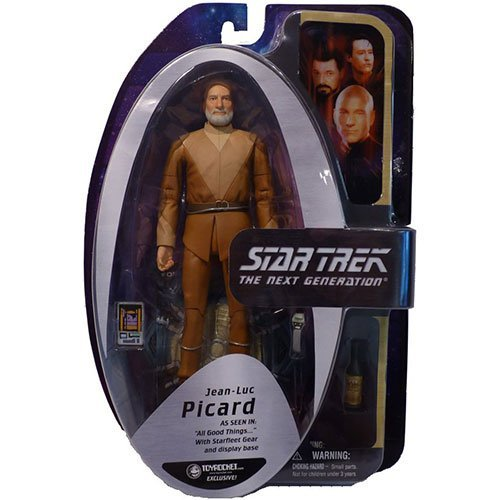(Star Trek: The Next Generation SDCC Exclusive Jean-Luc Picard (All Good Things))