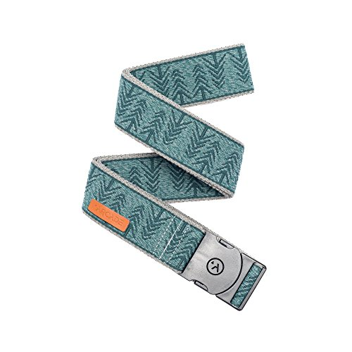 Arcade A123 Adventure Belt, Timber - Green/Grey, One Size Fits Most (Snowboard Pants Island)