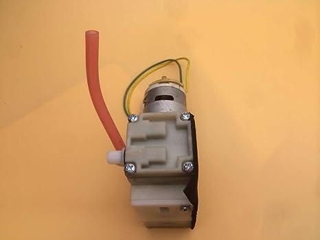 Diy Dc 12v 15v Double Head Micro Vacuum Pump Suction Mini