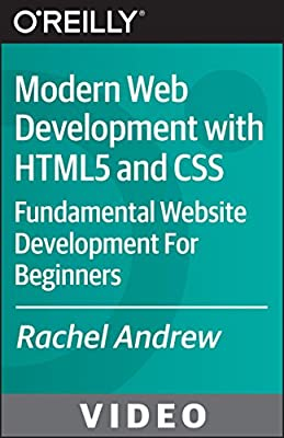 Modern Web Development with HTML5 and CSS [Online Code]