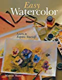 img - for Easy Watercolor: Learn to Express Yourself book / textbook / text book