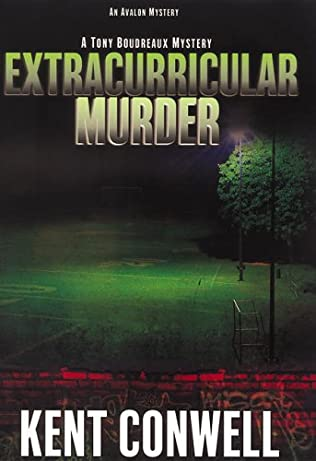 book cover of Extracurricular Murder