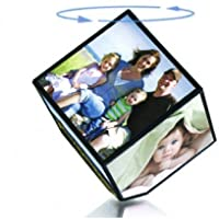 Vibe Spinning Photo Cube