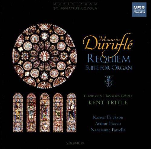 Maurice Duruflé: Requiem (Organ Version); Suite
