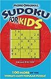 More Original Sudoku for Kids, Puzzler Media, 1560258772