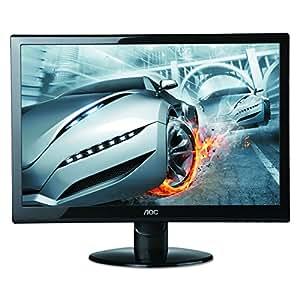 AOC E2752VH 27-Inch Widescreen LED Monitor - Black