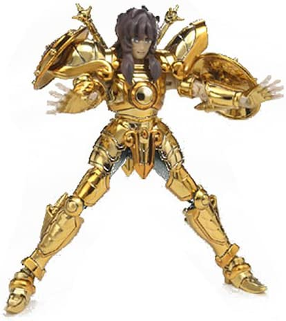 Saint Seiya Saint Cloth Myth Gold Cloth Libra Douko Action Figure Toys Games
