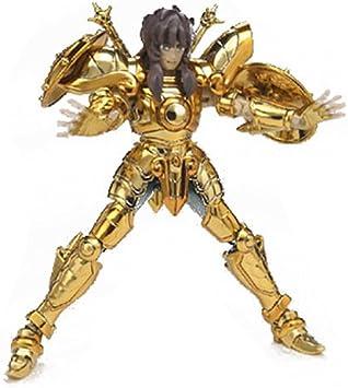 Saint Seiya Saint Cloth Myth Gold Cloth Libra Douko Action Figure Amazon De Spielzeug