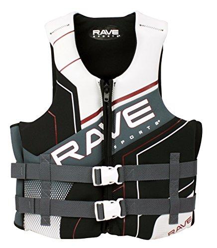 - RAVE Sports Adult Dual Neoprene Life Vest, XS/SM