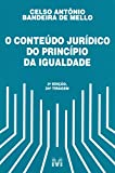 capa de Conteúdo Jurídico do Princípio da Igualdade