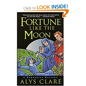 Fortune Like the Moon (St. Martin's Minotaur Mysteries) Alys Clare
