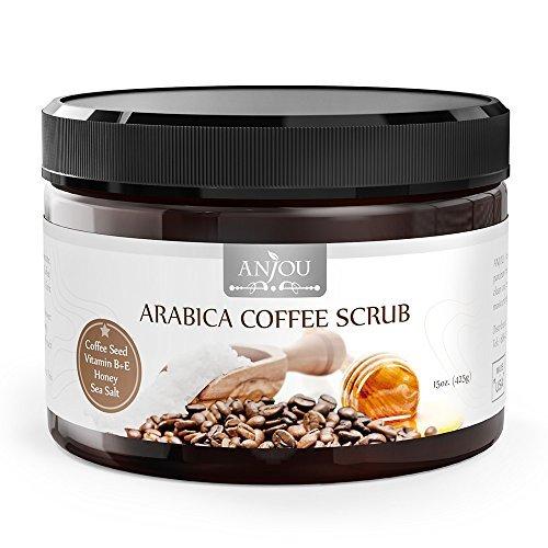 arabica-coffee-scrub-15-oz-anjou-body-scrub-with-honey-sea-salt-vb-ve-natural-exfoliator-cellulite-t
