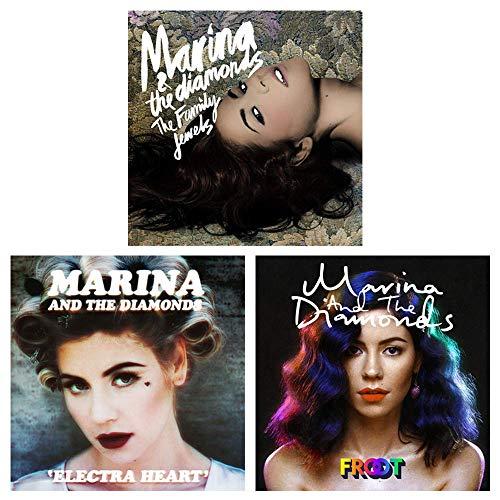 Marina and the Diamonds: Complete Studio Album Discography 12
