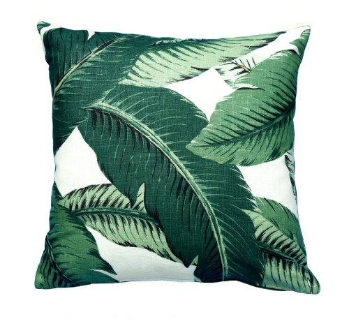 Throw Pillows Indoor Outdoor Pillows Couch Nautical Decor Tommy Bahama Swaying Palms 18