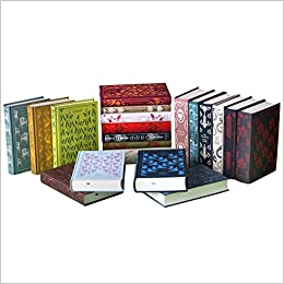 Penguin Classics Set of 30 Decorative Books: Amazon.es: Austen, Jane,Bronte, Charlotte and Emily,Dickens, Charles: Libros