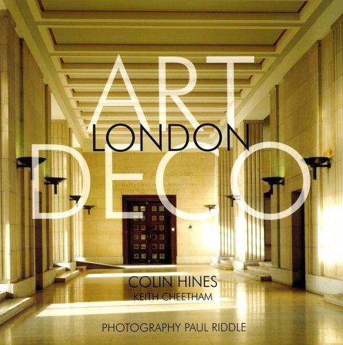 Art Deco LondonLondon Art Deco  Amazon co uk  Arnold Schwartzman  9780957148321  . Art Deco Furniture North London. Home Design Ideas